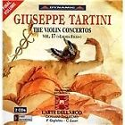 Giuseppe Tartini - : The Violin Concertos, Vol. 17 (2013)