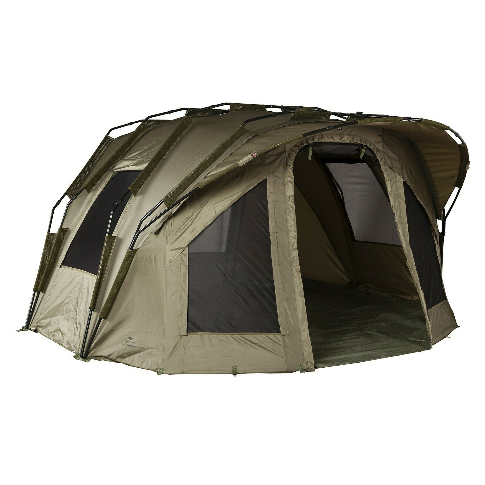 All New JRC Quad 2G Continental Bivvy with over-wrap RRP