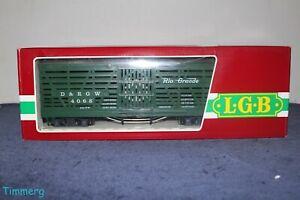LGB 4068 D /& R G W STOCK CAR