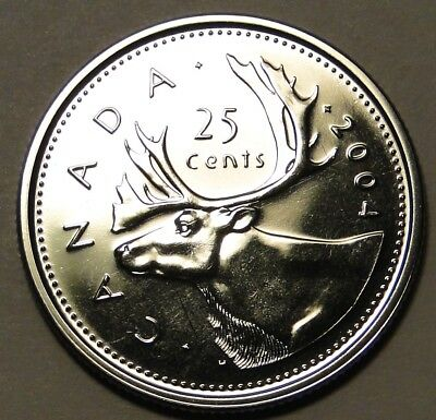 Canada 2004 Regular Toonie BU UNC From Mint Roll!!
