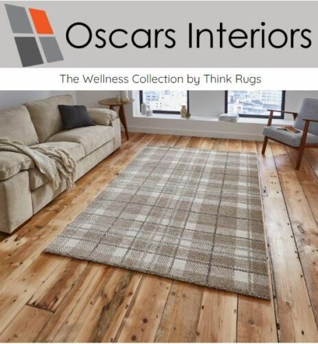Wellness Rug Collection by Think Rugs Luxury Rugs available in Different Sizes!
