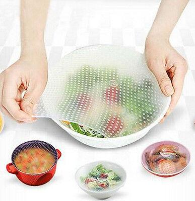 Plastic Wrap Seal Vacuum Food Magic Wrap Multifunctional Food Fresh Kitchen Tool