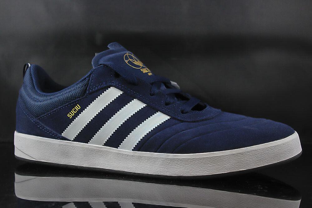 Adidas Suciu ADV BY3935 Azul Marino blancoo oro Tamaño  11