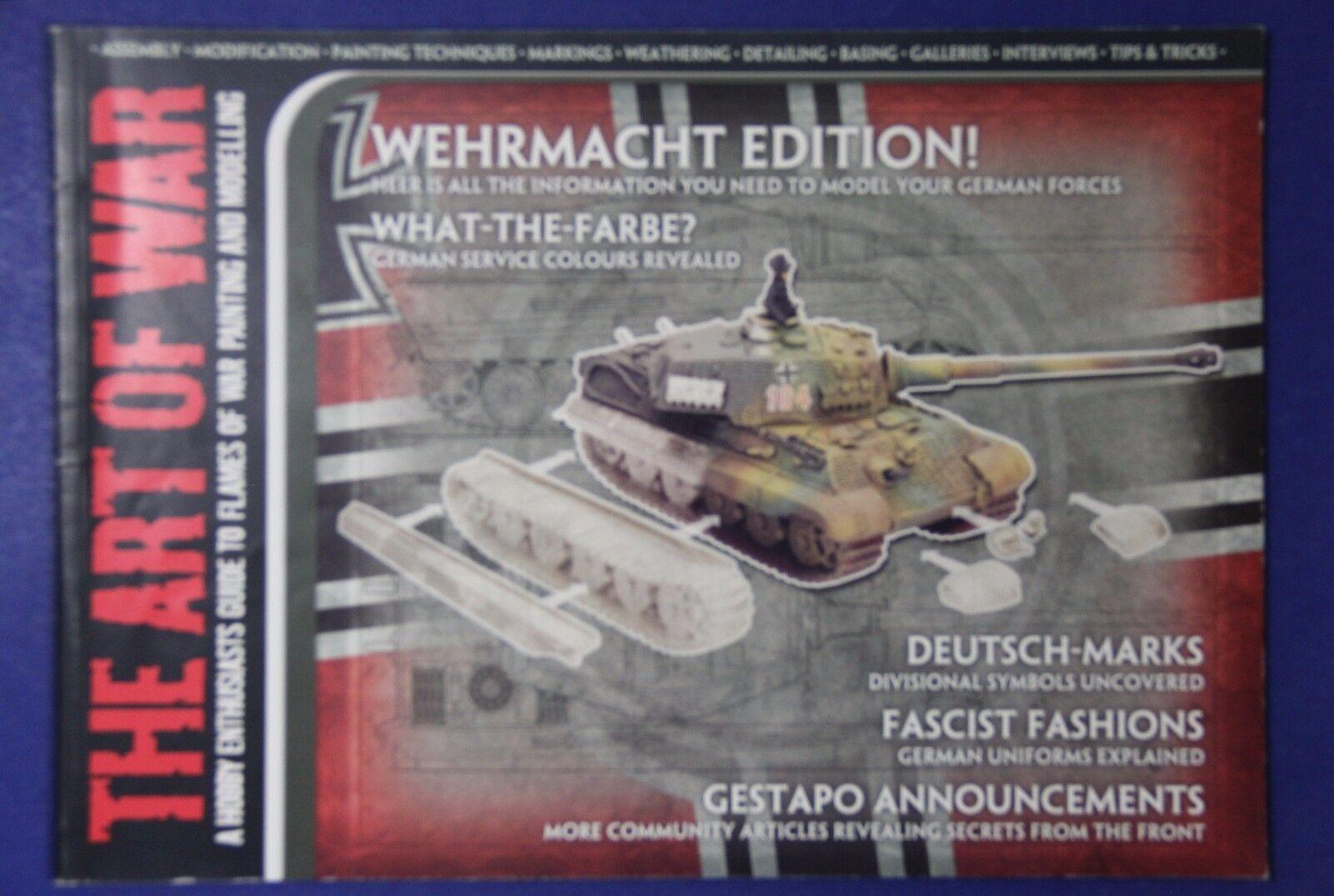 Flames of War Art of War Wehrmacht Edition