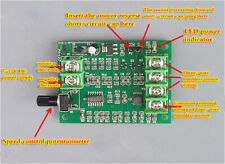 Brushless Dc Motor Drive Board Speed Control Board Controller 7v 12v Protection