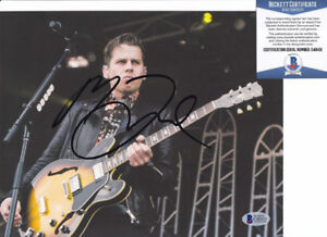 Mark-Foster-The-People-Signed-Autograph-8x10-Photo-Beckett-BAS-COA-2