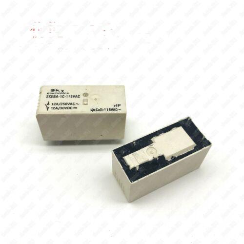2PCs used SKEBA-1C-115VAC 12A