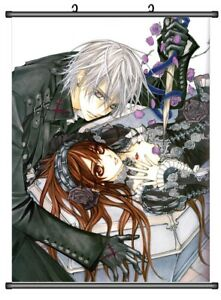 Anese Anime Vampire Knight Home Decor Wall Scroll