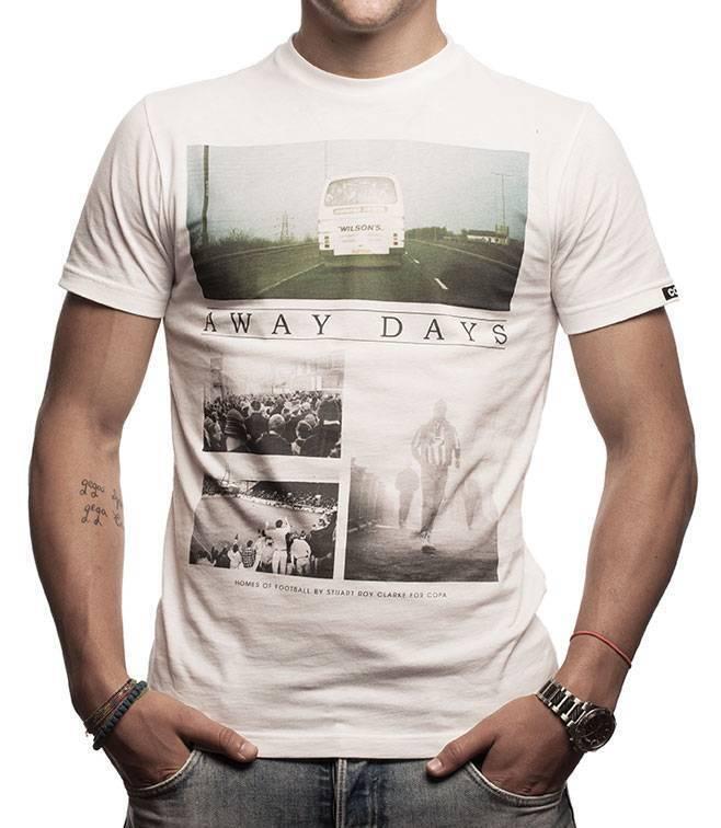 48191 NEU T Shirt Days Away Copa herstellen Herzen