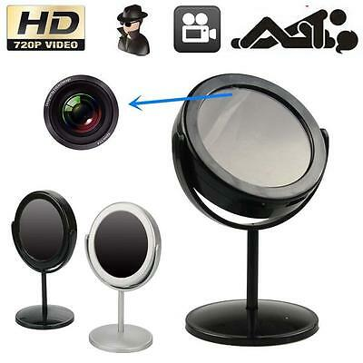 SPY HD Hidden Home Mirror Camera DVR Motion Detection Video Camcorder Cam NEW TL