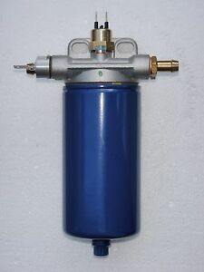 Racor fuel filter heating element
