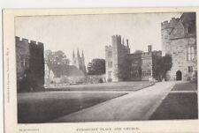 Penshurst Place & Church Postcard, B390