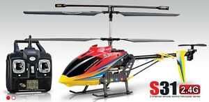 Ersatzteile  RC Helikopter Syma S31, S 31, S031 2.4GHz Hubschrauber , Gyro,