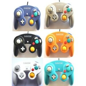 Nintendo-Gamecube-Ufficiale-Originale-Controller-Vari-Colori-Disponibile