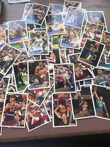 1994-95-Fleer-Basketball-Random-10-Cards