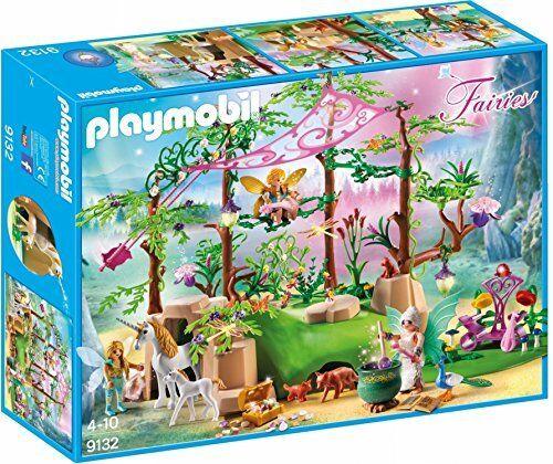 PLAYMOBIL 9132 Fata Magica Foresta-Multi-Coloreeee