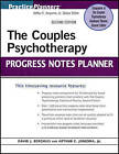 The Couples Psychotherapy Progress Notes Planner by Arthur E. Jongsma, David J. Berghuis (Paperback, 2011)