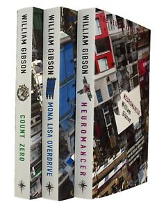 William-Gibson-Neuromancer-Sprawl-Trilogy-3-Book-Sci-Fi-Distopian-Cyber-Punk-New