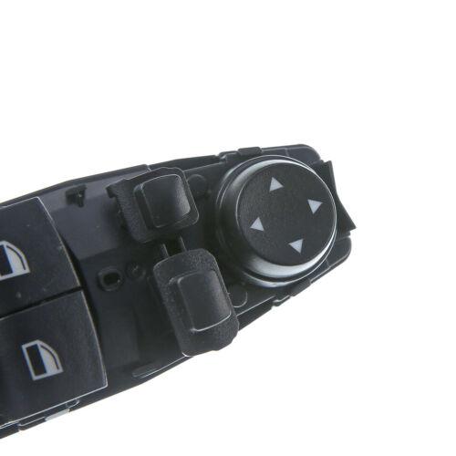 Leve Vitre Interrupteur Bouton Unité avant gauche pour BMW f01 f02 f06 f10 f11