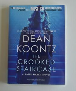 The-Crooked-Staircase-by-Dean-Koontz-MP3CD-Audiobook