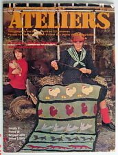 ANCIENNE REVUE ATELIERS, 3ième TRIMESTRE DE 1978, VOLUME 8, No.100