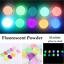 Luxury-Fluorescent-Neon-Luminous-Nail-Art-Powder-Glow-In-Dark-Acrylic-Pigment miniature 1