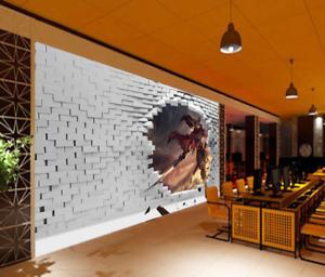 3D Heroic Knight 865 Wall Paper Murals Wall Print Wall Wallpaper Mural AU Kyra