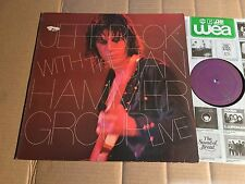 JEFF BECK WITH THE JAN HAMMER GROUP - LIVE - LP - NE 50 361 - GERMANY 1977