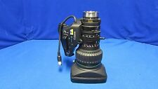 "Canon YH19x6.7 KRS IX12 19X Internal Focus 1/2"" Lens"