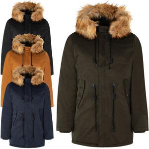 Manteau-homme-TWIG-Sailor-Parka-L310-veste-capuche-fourrure-blouson