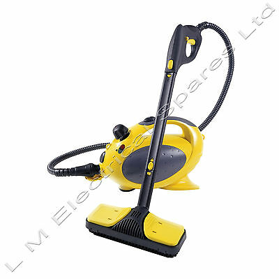 Polti Vaporetto Handheld Portable Pocket Steam Cleaner Mop Easy Transport 1500W