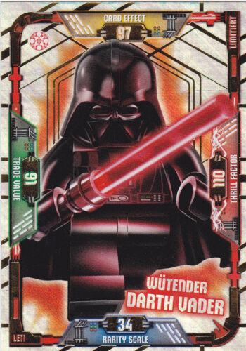 LEGO Star Wars Trading Card Game - LE11 Wütender Darth Vader