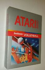 NEW SEALED  REALSPORTS VOLLEYBALL GAME FOR ATARI 2600 NTSC USA VERSION