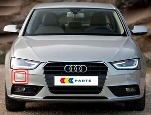 Audi headlight washer cover
