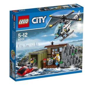 LEGO-City-60131-Gaunerinsel-NEU-OVP