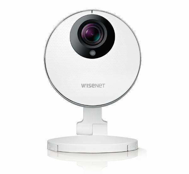 Samsung SmartCam HD Pro 1080p Full HD WiFi Camera - SNH-P6410BN