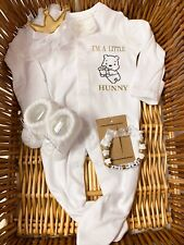 Sleepsuit  Set First Size 0-1m 0-3m 3-6m 6-9m Send Name Size In Message