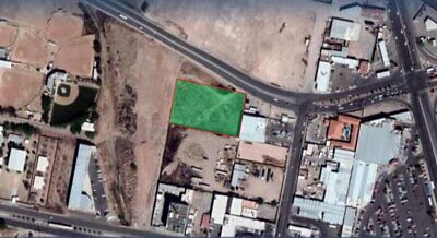 Terreno Industrial disponible para Venta, El Mármol, Chihuahua.