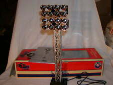 Lionel 6-82013 Double Floodlight Tower O 027 New Plug n Play 16 LED Lights
