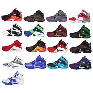 7beb4dd76202 Nike Lebron Soldier IX 9 PRM EP King Lebron James Mens Basketball ...