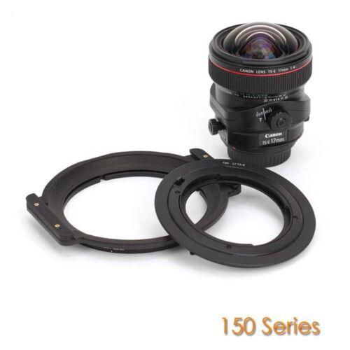Porta Filtro Haida 150mm Para Canon TS-E 17mm f//4L Lente de 17 150 Lee compatible