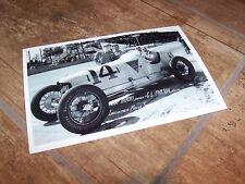 Photo   / Photograf Lou Moore MILLER 1931 Indianapolis 500 //