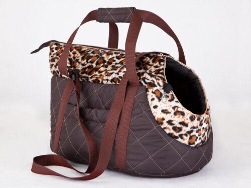 Portador del animal doméstico llevar bolsa de transporte Pequeño Grande De Tela Lavable Gato Perro Cachorro
