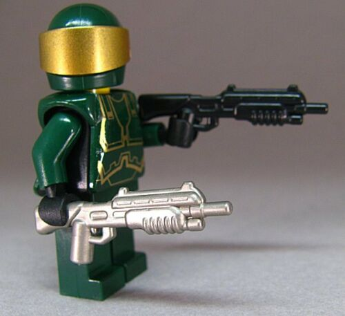 Spartans Space Marines Brickarms XMS SHOTGUN for Mini-figures NEW