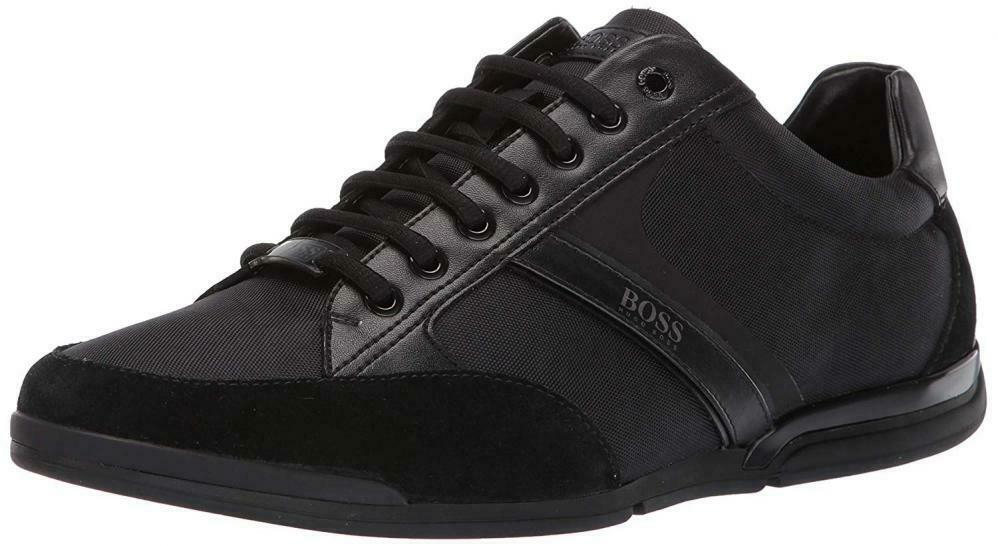 Hugo Boss Men's Saturn Profile Low Top scarpe da ginnastica