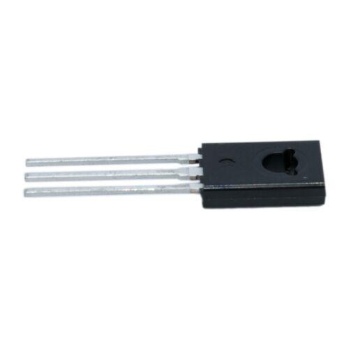 4X 2N6038G Transistor NPN bipolar Darlington 60V 4A 40W TO225 ON SEMICONDUCTOR