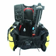 SOPRAS SUB Dive Center Size L SCUBA DIVE BCD NEW NYLON DIVING BC