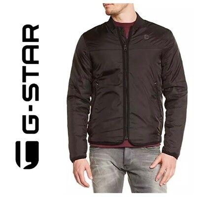 ad7e8afdb NEW $349 G Star Raw Men's Setscale MYROW Nylon Bomber Style Overshirt  Jacket, Lg | eBay