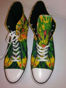 Converse Chuck Taylor All Star Hi Top Unisex Shoes Mens Size 17 ...