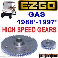 EZGO Golf Cart 1988'-1997' GAS High Speed Gear Set 6:1 Ratio